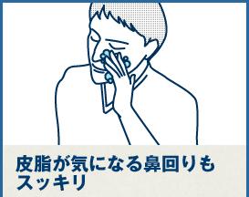 鼻を伸ばすと臭い!その原因を皮脂や風邪 ...