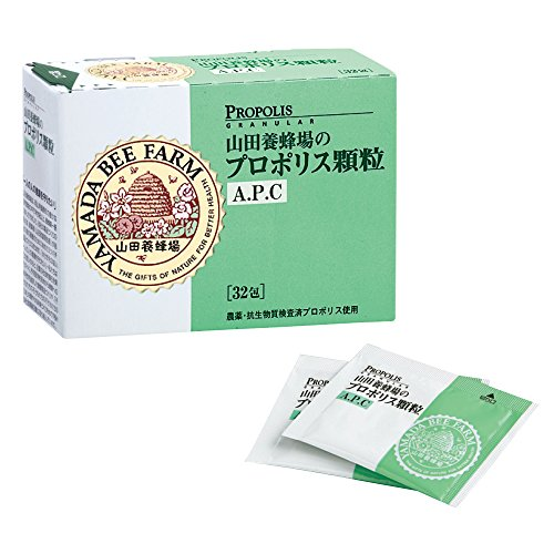 A.P.C  Plopolis Powder〈1200mg×32sachets〉