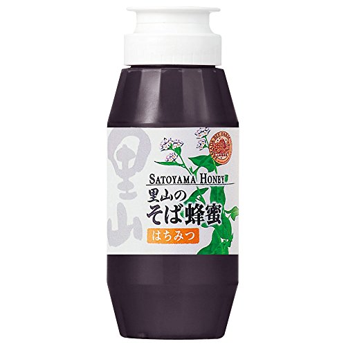 Satoyama Buckwheat Honey