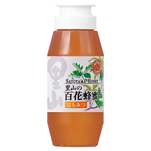 Satoyama Polyfloral Honey