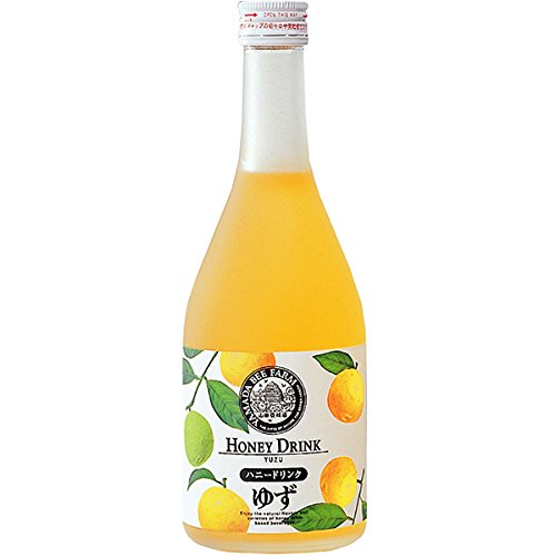 Yuzu Honey Drink