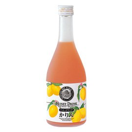 Chinese Quince Honey Drink