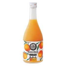 Mandarin Orange Honey Drink