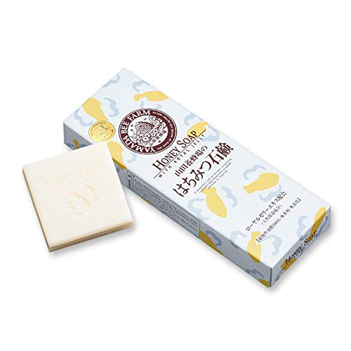 Honey Soap <100% natural ingredient>