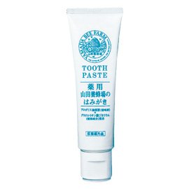 Yamada Bee Farm Tooth paste <With Propolis>