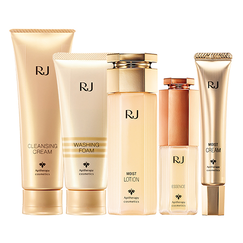 RJ Skin Care N Type 5 piece set (F) (For normal to oily skin)