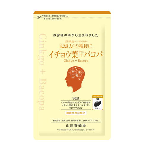 Ginko Leaf + DHA〈in a bag〉