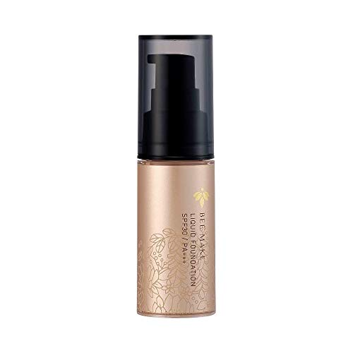 BEEMAKEUP Foundation  (Ochre)