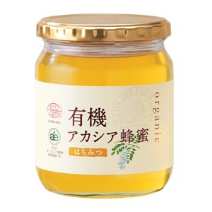 Organic Acasia Honey