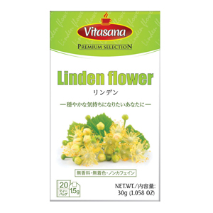 Herb tea Linden <tea pack type>