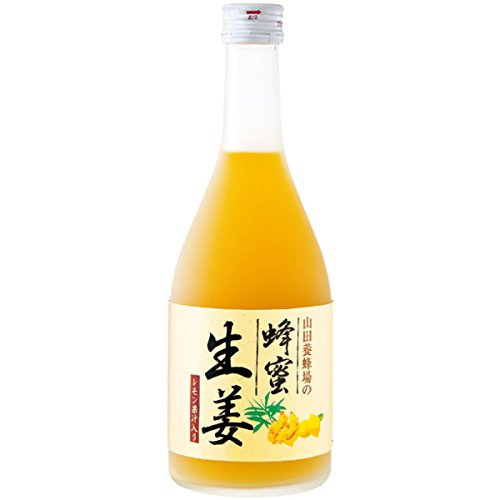 Yamada Bee Farm Honey Ginger Drink (Includes Lemon Juice)<500ml>