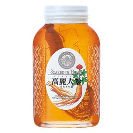 Ginseng in Honey