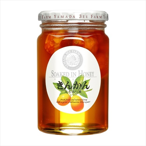 Kumquat in Honey
