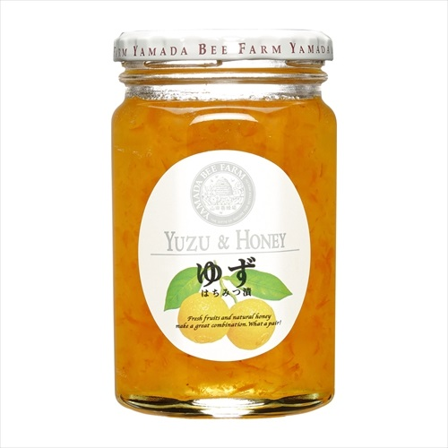 Yuzu in Honey