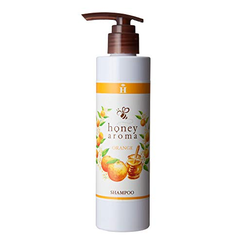 Honey Aroma Shampoo (Orange)