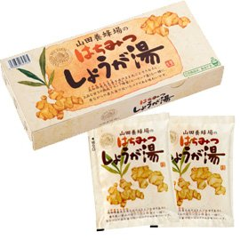 Honey Ginger Tea <Powder Type>