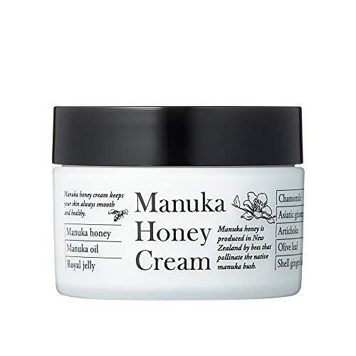 Manuka honey cream for acne prone skin